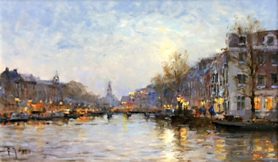 The Amstel, Amsterdam